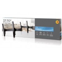 "Support inclinable, de grand format, convivial pour TV de 94 à 178 cm (37-70"")"