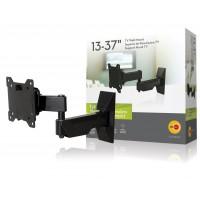 """Support à profil bas pour TV de 33 à 94 cm (13-37"""") avec 2 rotules"""