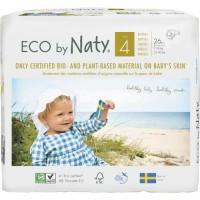 NATY Couches écologiques T4 Maxi x 26 - Blanc