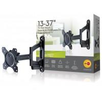 """Support à mobilité intégrale, de petit format pour TV de 33 à 94 cm (13-37"""")"""