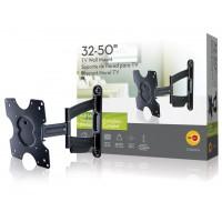 """Support à mobilité intégrale, de format moyen pour TV de 82 à 127 cm (32-50"""")"""