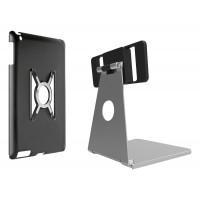 Étui et socle 3-en-1 réglable pour iPad Mini