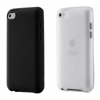BELKIN Étui DE PROTECTION GRIP GROOVE DUO POUR IPOD TOUCH 4G
