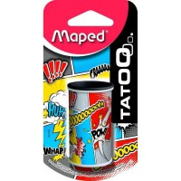 MAPED Taille-crayons Mini canette Tatoo - 1 usage