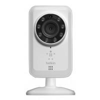 Caméra IP WiFi Micro intégré avec vision de nuit (F7D7601as)