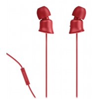 Casque intra-auriculaire MIXIT rouge