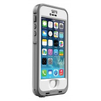Lifeproof Housse Nuud blanc IPHONE 5S