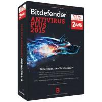 Antivirus Plus 2015 - 2 ans - 3 PC