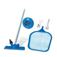 BESTWAY Kit de nettoyage 6 pieces pour piscine