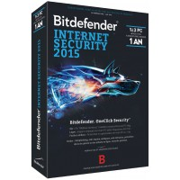 Sécurité internet 2015 - 1 an - 3 PC