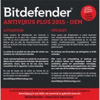 Antivirus Plus 2015 FR OEM