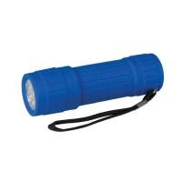 SILVERLINE Lampe Torche LED ergonomique Longueur 100 mm