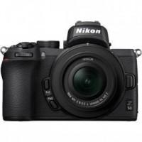 NIKON Hybride Z50 Noir - 20,9Mp + Objectif NIKKOR Z DX 16-50 VR