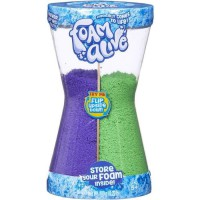 SPLASH TOYS - Foam Alive 2x50g - sable a modeler