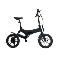 IRIDER Draisienne / Trottinette Electrique - Larges roues de 16 - Noir - 250W - Pliable