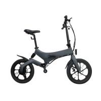 IRIDER Draisienne / Trottinette Electrique - Larges roues de 16 - Gris - 250W - Pliable