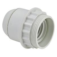 DEBFLEX Douille E27 blanc