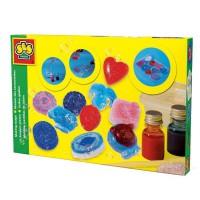 SES CREATIVE Kit de création de savonnettes