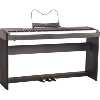 DELSON Piano portable 88 Touches Touché lourd + Stand