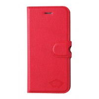 etui iPhone 6 Plus rouge CHROMATIC