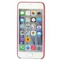 Etui iPhone 6 Plus PEEL Rouge