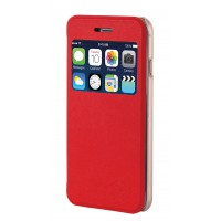 BUTTERFLY Etui iPhone 6 Plus Rouge