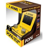 Console Atari Pong - Mini Borne Arcade - 12 Jeux Inclus