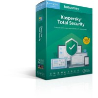 KASPERSKY Total Security 2020, 5 postes, 1 an