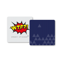 Stickers support WTF!