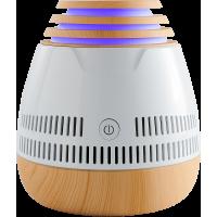 Enceinte Bluetooth lumineuse et diffuseur d`huiles essentielles Aromasound