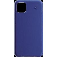 Coque rigide Beetlecase en cuir pour iPhone 11
