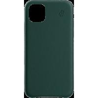 Coque rigide Beetlecase en cuir pour iPhone 11 Pro Max