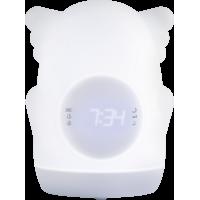 Reveil lumineux éducatif portable Akso avec son intégré et stickers