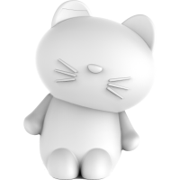 Enceinte sans fil lumineuse chat Lumin`us Bigben