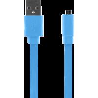 Câble universel de charge et synchronisation USB/Micro USB 20 cm