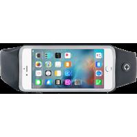 Etui ceinture sport noir pour smartphone jusqu`à 4.7 pouces