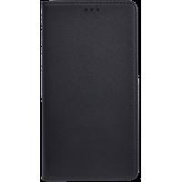 Etui folio noir pour Samsung Galaxy J6+ J610