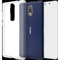 Pack de protections pour Nokia 5.1 Plus