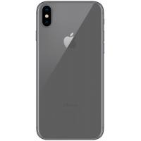 Coque souple transparente pour iPhone XS Max