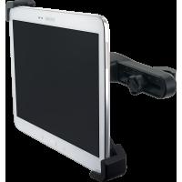 Support voiture noir pour tablettes de 7 à 10.1 pouces