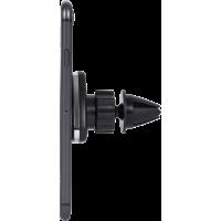 Support voiture magnétique noir pour smartphone
