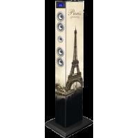 Tour multimédia TW6 BigBen Bluetooth Paris