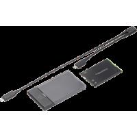 Pack charge de secours pour Blackberry Bold 9900/9930 et Torch 9860