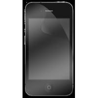 2 films de protection pour iPhone 4/4S