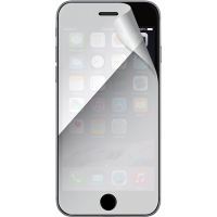 Lot de 2 protège-écrans : 1 effet miroir et 1 One touch pour iPhone 6