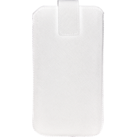 Pouch up blanc taille L