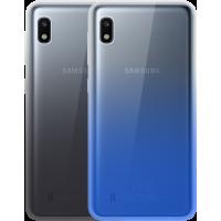 Pack de 2 coques semi-rigides Colorblock pour Samsung Galaxy A10 A105