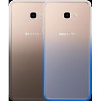 Pack de protection bleu et noir Colorblock pour Samsung Galaxy J4 Core