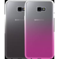 Pack de protection rose et noir Colorblock pour Samsung Galaxy J4 Core