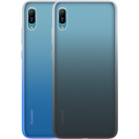 Pack de protection Colorblock pour Huawei Y6 2019